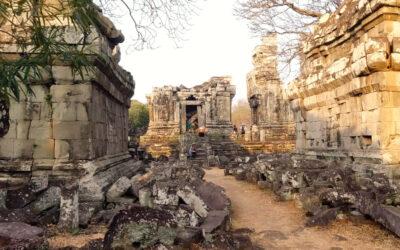 L'exigeant et magnifique Ultra Trail d'Angkor