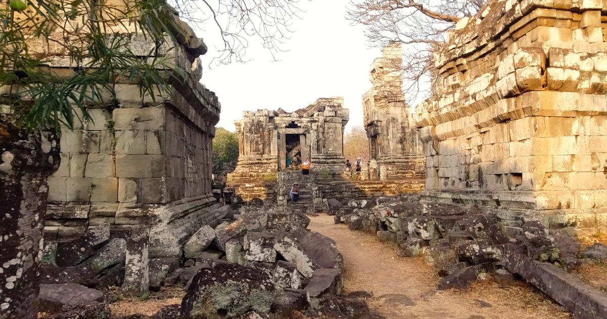 ultra trail angkor running cambodge voyage
