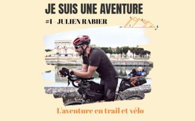 Découvrez le podcast «Je suis une aventure»