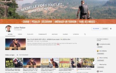 10000 abonnés sur Youtube : des cadeaux à gagner !
