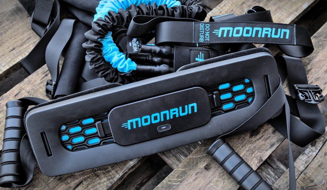 J'ai testé le MoonRun Connect