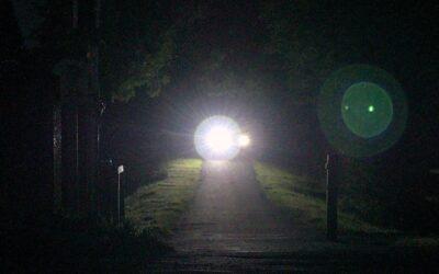 Ma configuration d'éclairages vélo pour rouler toute la nuit