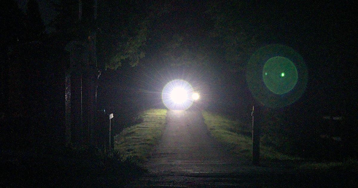 éclairages vélo longue distance