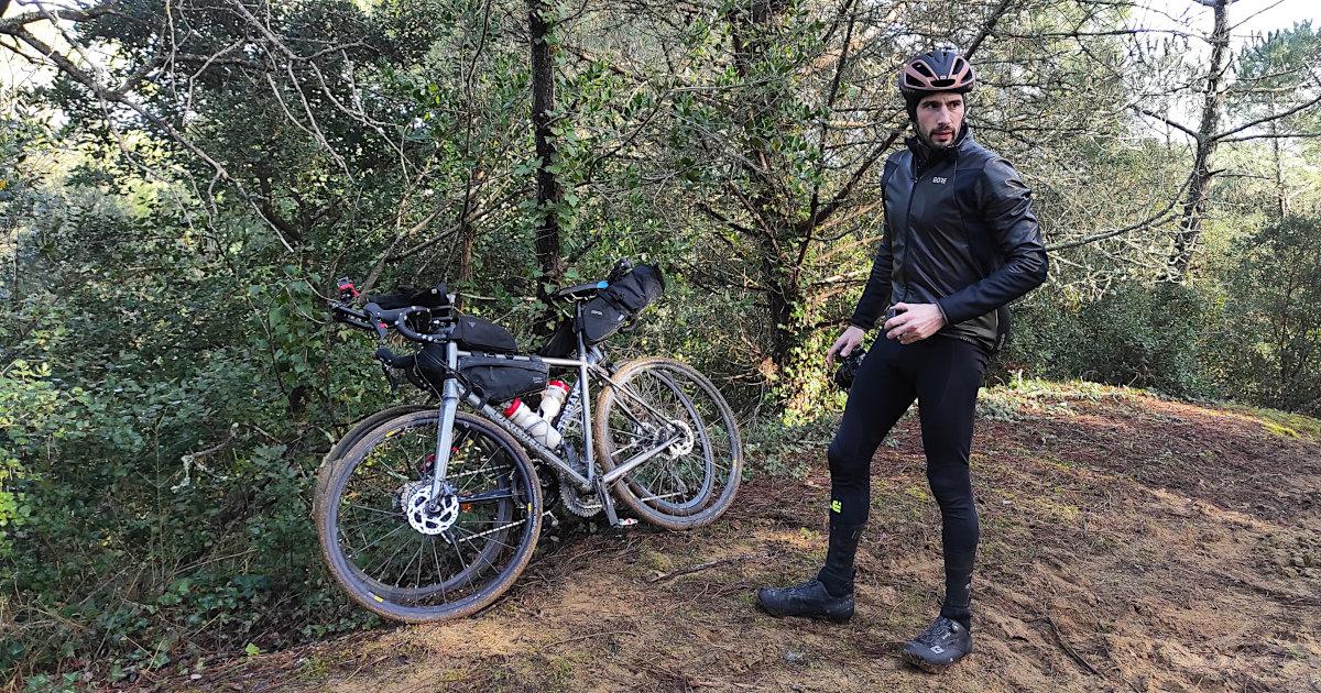 matériel pour faire des vidéos à vélo