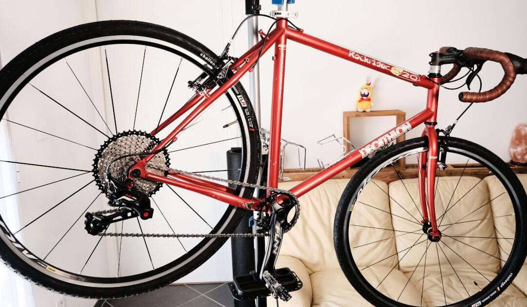 Transformer un vieux VTT 26″ en Gravel Bike c'est possible !